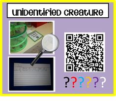 Enter a one of a kind give away! Scan the code with your class and predict what is hatching! You could win a hatching kit of your own:) Kindergarten Language Arts, Kindergarten Science, Teaching Science, Science Activities, Teaching Reading, Science Ideas, Weird Science, Teaching Ideas, School Classroom
