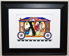 Word art by Tammy Oliver Designs. This train car has 20 items on it that start with the letter V. Can you find them all?