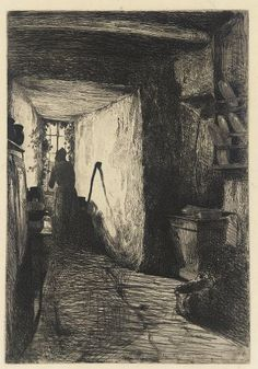 James McNeill Whistler - The Kitchen http://etchings.arts.gla.ac.uk/catalogue/etchings/etching/?filename=K0240205