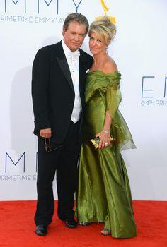 Tom Berenger and Laura Moretti - 64th Annual Primetime Emmy Awards