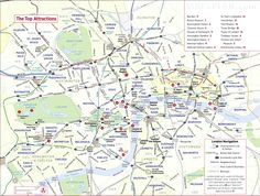 london top tourist attractions map city sightseeing trip planner