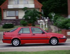 1996 Saab 9000 CSE Commemorative Edition