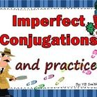 FREE Imperfect Powerpoint Bundle!     Help your students learn the rules for all of the imperfect conjugations.  These notes and practices together...