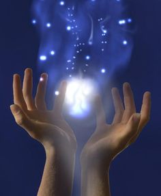 Reiki healing.  It really works and feels so good. To me it feels like love.