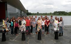 All the participants of the workshop at the high Tech Campus in Eindhoven