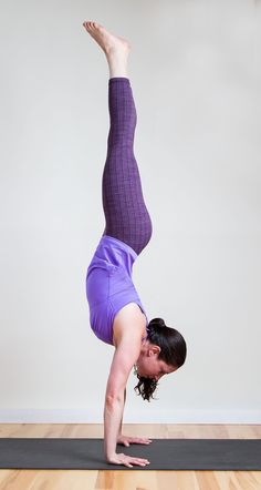 7 steps to a perfect handstand  handstand stepstep