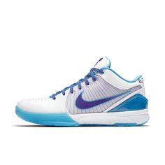 the latest 45dbb 66b37 Nike Kobe IV Protro Basketball Shoe Size 14 (White)