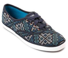 KEDS Needle Point Sneakers