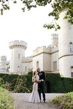 Weddings at Eastnor Castle www.eastnorcastle... #eastnorcastle A romantic, fairytale exclusive-use castle wedding venue.