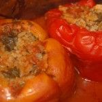 Romanian Stuffed Peppers (Ardei Umpluti) - This recipe is the one I'll choose