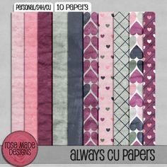 RMD | Always CU Papers