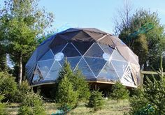 20ft Shelter Domes - Pacific Domes International