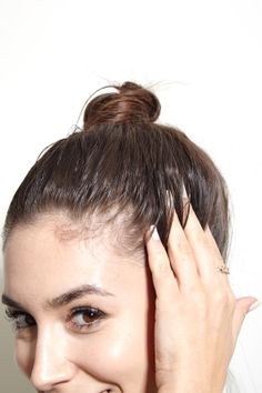 How to get even better hair while you sleep!
