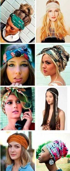 ¡Estos son los peinados de moda en Pinterest!