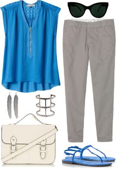 """Simple and chic"" by eleahs on Polyvore"