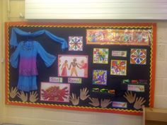 Diwali Celebrations Display, Classroom Display, class display, festival, culture, Diwali, Hindu festival, Early Years (EYFS), KS1 & KS2 Primary Resources