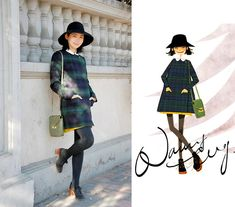Late Autumn of last year. (by Nancy Zhang) http://lookbook.nu/look/4419125-Late-Autumn-of-last-year
