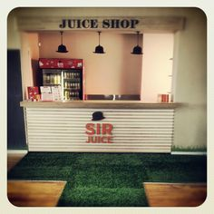 Our Chillout Juice Bar