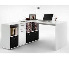 Písací stôl s regálom LEX