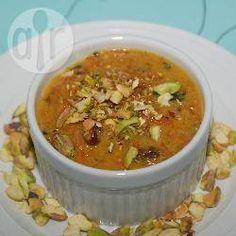 Indisches Möhren Dessert (Halwa) @ de.allrecipes.com