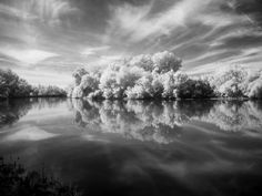 IRiver by Dominique Toussaint on Reflection, Clouds, Explore, Outdoor, Beautiful, Outdoors, Outdoor Games, The Great Outdoors, Cloud