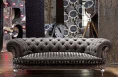 Styled Chesterfield