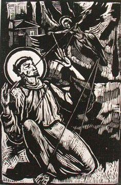 St. Francis Receives the Stigmata