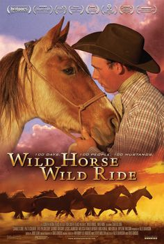 Wild Horse, Wild Ride tells the story of the Extreme Mustang Makeover Challenge, an annual contest that dares 100 people to each tame a totally wild mustang in order to get it adopted into a better life beyond federal corrals.