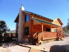 Log House in the Desert! - Alamogordo