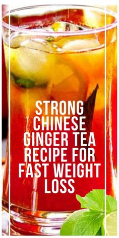 Strong Chinese Ginger Tea Recipe For Fast Weight Loss Are you looking for weight loss drinks? Maybe you want to know how to make weight loss smoothies? Check these delicious, easy-to-make healthy smoothies recipes for rapid weight loss. Weight Loss Meals, Weight Loss Drinks, Fast Weight Loss, Weight Gain, How To Lose Weight Fast, Losing Weight, Lose Fat, Body Weight, Water Weight