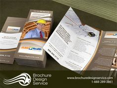 Brochure Designs Clean Sip TriFold Brochure Ltr Open  TriFold