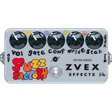 Zvex  Fuzz Factory Distortion Pedal
