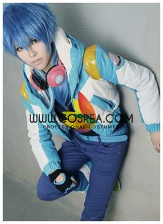 Costume Detail Dramatical Murder Aoba Seragaki Cosplay Costume Includes - Top, Pants, Belt We may have selected store sizes for this costume, ready for fast ship. Please check with us on availability