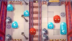 """""""Cut The Rope"""": Tips, Tricks and High Scores: Initial Graphic Designs and Sketches by ZeptoLab"""