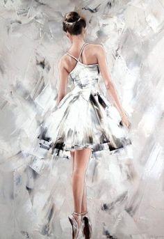 Gunin Alexander.  Ballerina -2