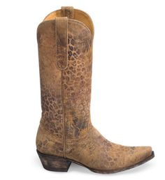 omg leopard and a cowboy boot! I'm in heaven!