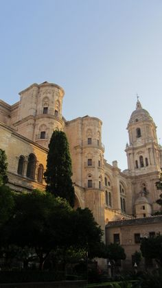 Catedral de Málaga, Andalucia  Spain