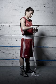 Katie Taylor 2009 European Boxing Champion