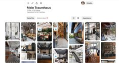 Traumhaus Inspiration Pinterest Pinterest Inspiration, Lifestyle Blog, Photo Wall, Interior, Travel, Beauty, Home Decor, Fashion, Huge Bed