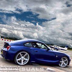 Bmw z4 m coupe e86 vossen wheels
