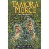 Tamora pierce amazing writer. Book 9 in 2014
