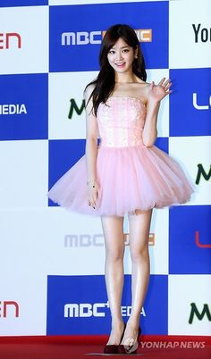 Lee Yu Bi, Red Carpet Dresses, Korean Women, Girl Face, Asian Woman, Pretty Dresses, Tulle, Ballet Skirt, Actresses