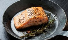 Cassandra Barns, a London-based nutritionist, says salmon is high in B vitamins including B12, which is vital for healthy nerves and brain cells to improve function.