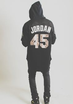 CLOTHING HBA HOOD BY AIr ASAP JORDAN BLACK