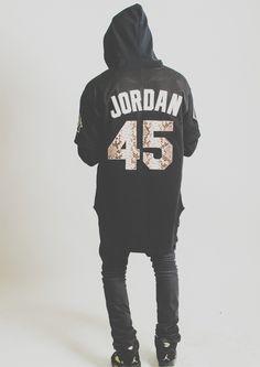 CLOTHING HBA HOOD BY AIr ASAP JORDAN BLACK