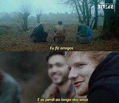 Trechos de músicas // Ed Sheeran