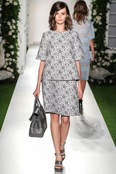 Mulberry Spring 2014 Ready-to-Wear Collection Slideshow on Style.com