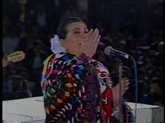 Lola Beltrán  -LA VIRGEN MORENA / OFRENDA GUADALUPANA-, 1995