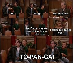 There is only ever one way to say her name.   Boy Meets World