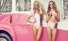 Molly and Polly Swimwear 2014